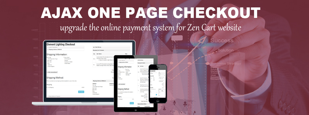 AJAX One Page Checkout