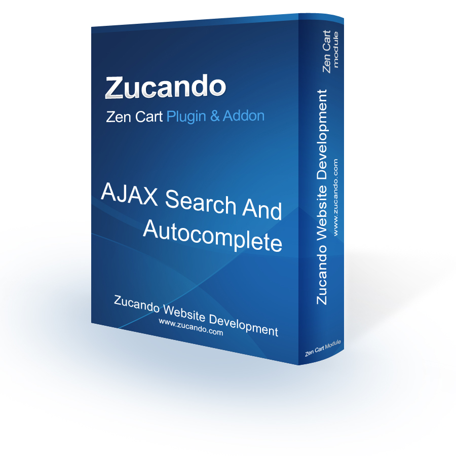 Zen Cart Ajax Search And Autocomplete