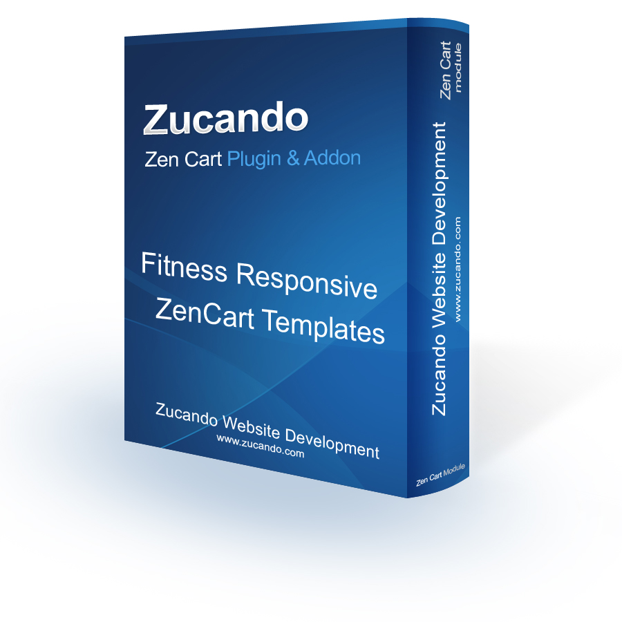 Free Responsive Zen Cart 15x Templates Zucando Themes