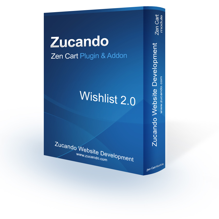 Wishlist 2.0 for Zen Cart 1.5.x