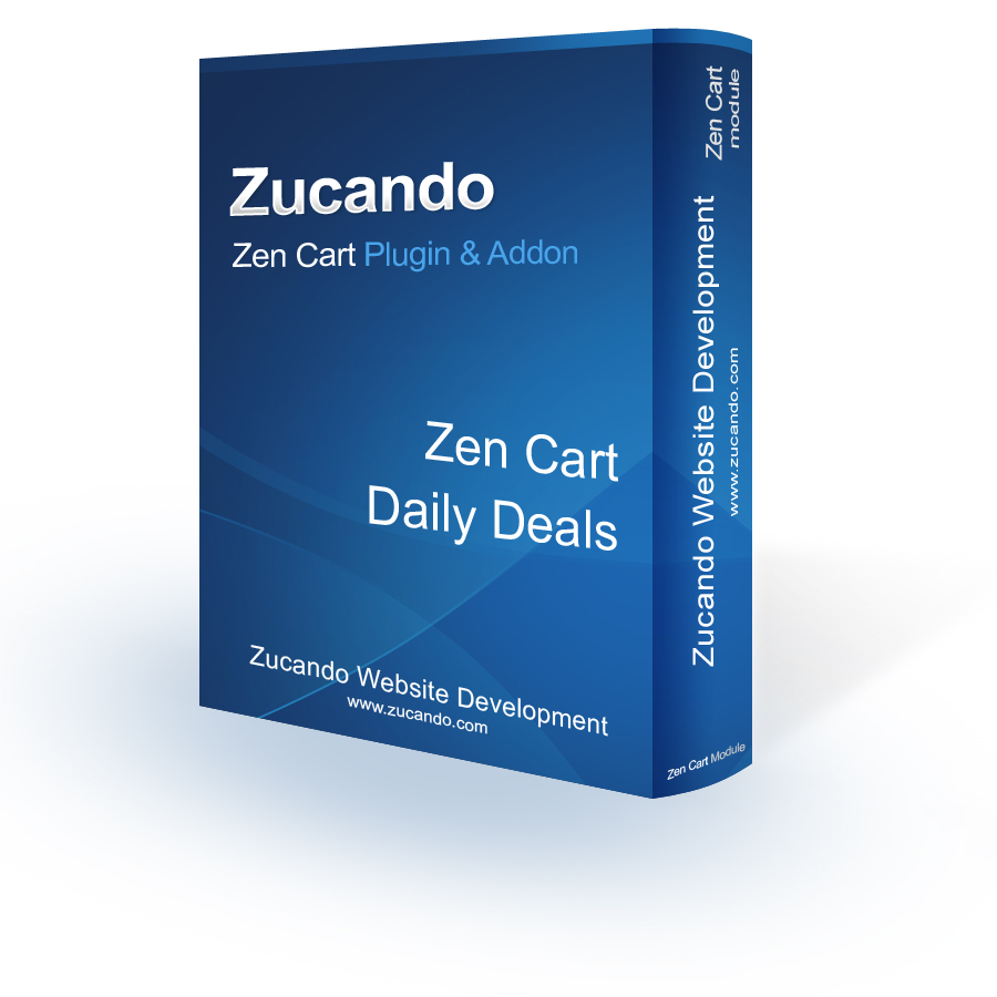 Zen Cart Daily Deals